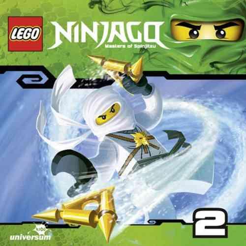 LEGO ® Ninjago Masters of Spinjitzu Hörspiel CD 002 2 Traue niemals einer Schlange Universum Kid NEU