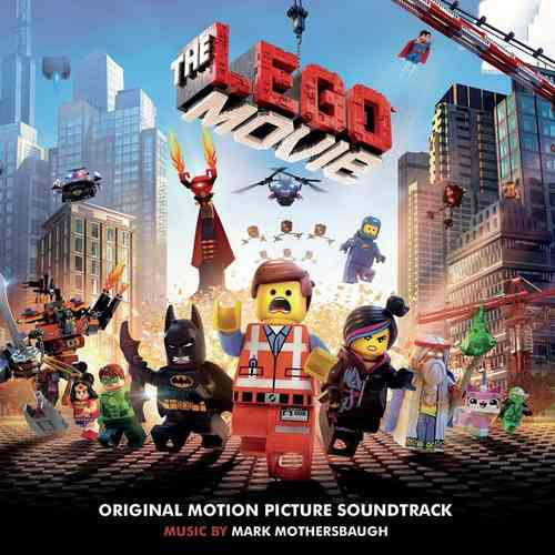 LEGO ® Kinofilm CD The Lego Movie Original Soundtrack Musik zum Film  NEU & OVP