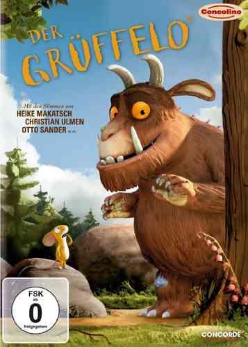 DVD Der Grüffelo Kinofilm 1  NEU & OVP