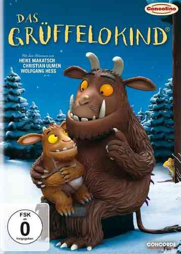 DVD Der Grüffelo Kinofilm 2 - Das Grüffelokind  NEU & OVP