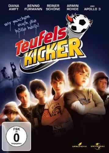 DVD Die Teufelskicker Der Kinofilm - Wir machen euch die Hölle heiß! NEU & OVP