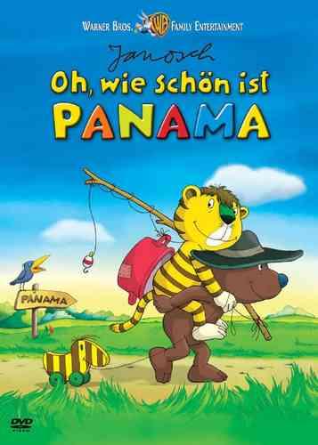 DVD Janosch Kinofilm 1 - Oh, wie schön ist Panama   NEU & OVP
