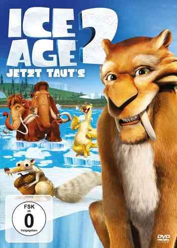 DVD Ice Age 2 II - Jetzt taut's   NEU & OVP