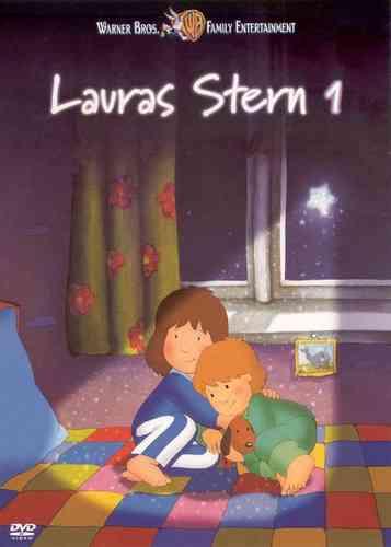 DVD Lauras Stern 1  TV-Serie mit 7 Episode  NEU & OVP