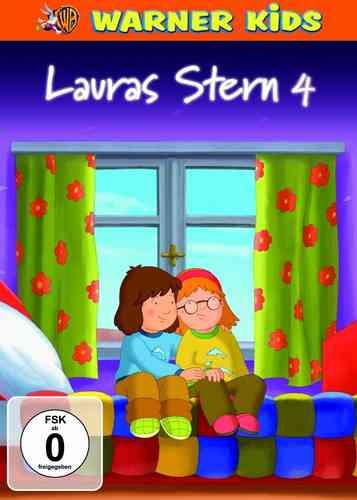 DVD Lauras Stern 4  TV-Serie mit 12 Episoden  NEU & OVP