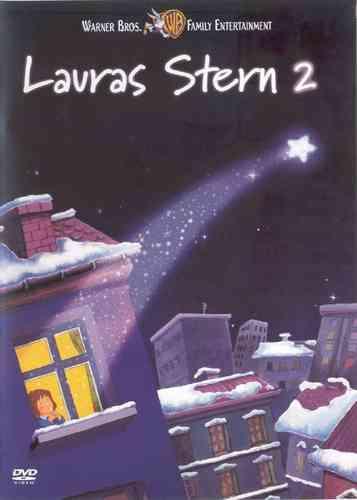 DVD Lauras Stern 2  TV-Serie mit 6 Episoden  NEU & OVP