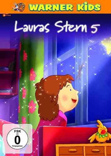 DVD Lauras Stern 5  TV-Serie mit 9 Episoden  NEU & OVP