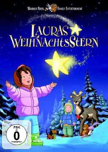 DVD Lauras Stern Kinofilm - Lauras Weihnachtsstern  NEU & OVP