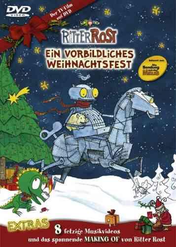DVD Ritter Rost - Ein vorbildliches Weihnachtsfest  NEU & OVP