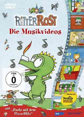DVD Ritter Rost - Die Musikvideos  NEU & OVP
