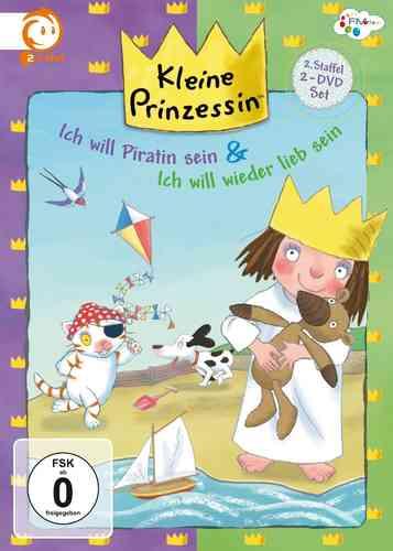 DVD Kleine Prinzessin - Box Staffel 2 Box 1 mit 2.1 + 2.2 TV-Serie 01-12 OVP & NEU