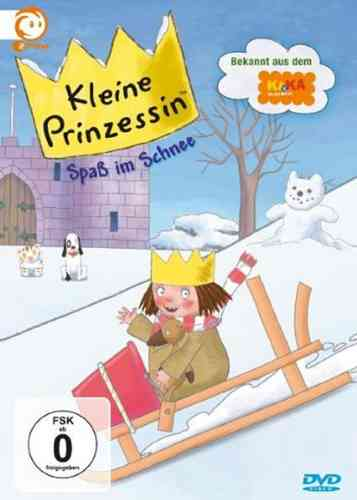 DVD Kleine Prinzessin - Box Staffel 1.4 Spaß im Schnee TV-Serie 16-20 OVP & NEU