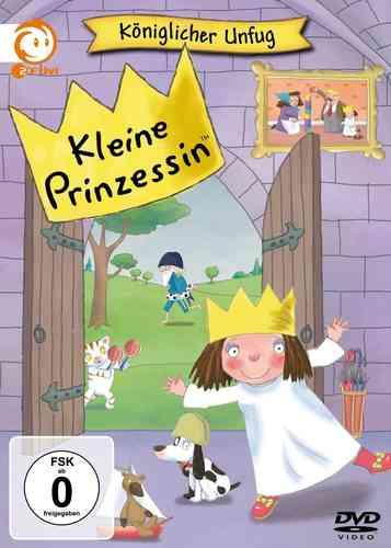 DVD Kleine Prinzessin - Box Staffel 1.3 Königlicher Unfug TV-Serie 11-15 OVP NEU