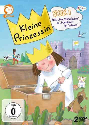 DVD Kleine Prinzessin - Box Staffel 1 Box 1 mit 1.1 + 1.2 TV-Serie 01-10 OVP NEU