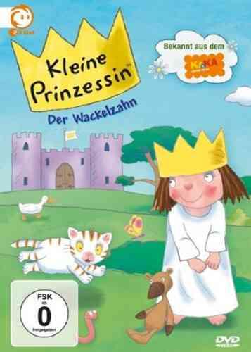 DVD Kleine Prinzessin - Box Staffel 1.1 Der Wackelzahn TV-Serie 01-05 OVP & NEU