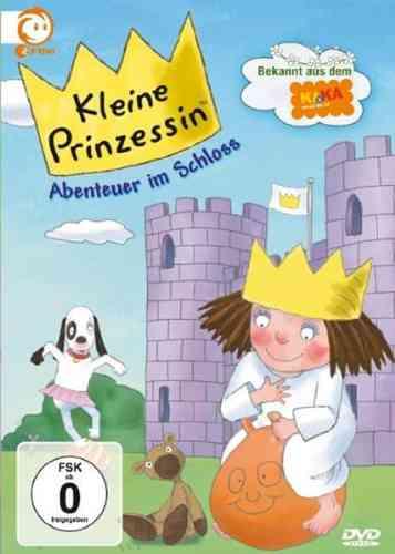 DVD Kleine Prinzessin - Box Staffel 1.2 Abenteuer Schloss TV-Serie 06-10 OVP NEU