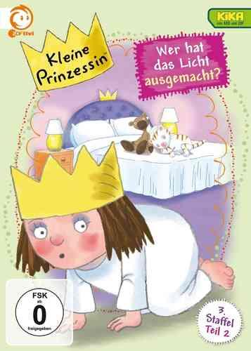 DVD Kleine Prinzessin - Box Staffel 3.2 Licht ausgemacht TV-Serie 07-12 OVP NEU