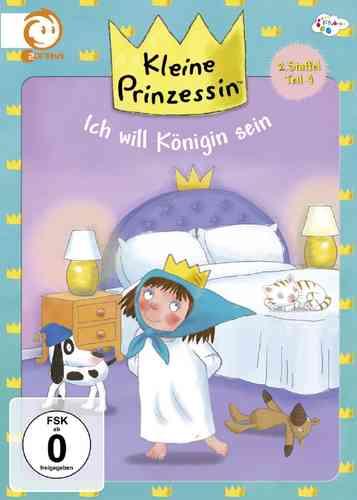DVD Kleine Prinzessin - Box Staffel 2.4 will Königin sein TV-Serie 19-24 OVP NEU