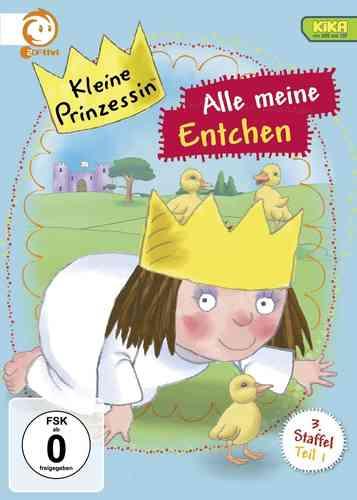 DVD Kleine Prinzessin - Box Staffel 3.1 Alle meine Entchen TV-Serie 01-06 OVP NEU