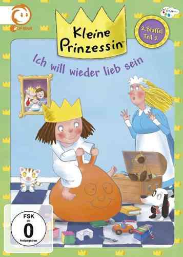DVD Kleine Prinzessin - Box Staffel 2.2 wieder lieb sein TV-Serie 07-12 OVP NEU