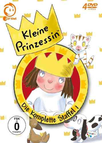 DVD Kleine Prinzessin komplette Staffel Season 1 eins Box TV-Serie Folge 01-20 OVP & NEU