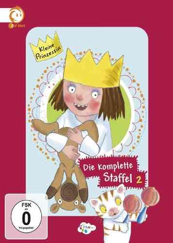 DVD Kleine Prinzessin komplette Staffel Season 2 eins Box TV-Serie Folge 01-35 OVP & NEU
