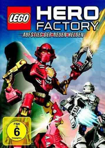 DVD LEGO ® Bionicle HERO Factory 1 I - Aufstieg der neuen Helden   NEU