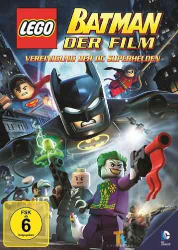 DVD LEGO ® Batman - Der Film - Vereinigung der DC Superhelden   NEU & OVP