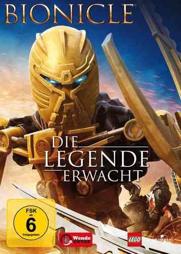 DVD LEGO ® Bionicle 4 - Die Legende erwacht   NEU & OVP