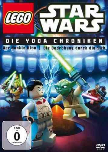 DVD LEGO ® Star Wars Die Yoda Chroniken 1 + 2  NEU & OVP