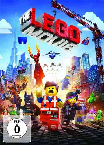 DVD LEGO ® Der Kinofilm - The Lego Movie  NEU & OVP