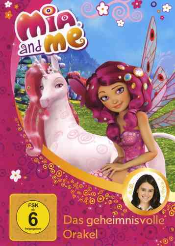 DVD Mia and Me 02  2 Das Geheimnisvolle Orakel  TV-Serie 03+04 OVP & NEU