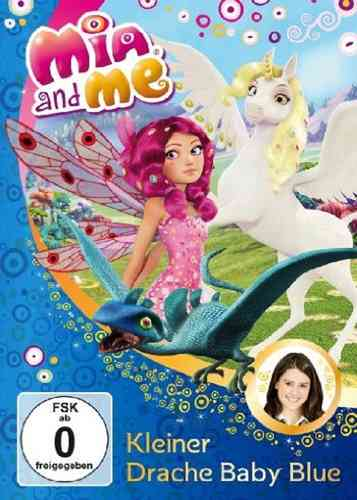 DVD Mia and Me 05  5 Kleiner Drache Baby Blue  TV-Serie 09+10 OVP & NEU
