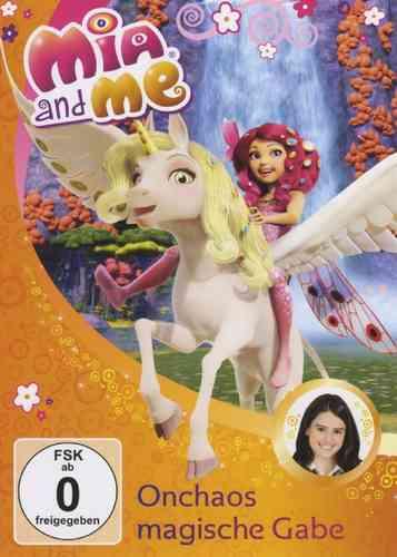 DVD Mia and Me 04  4 Onchaos Magische Gabe TV-Serie 07+08 OVP & NEU
