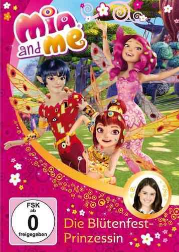 DVD Mia and Me 09  9 Die Blütenfest-Prinzessin  TV-Serie 17+18 OVP & NEU