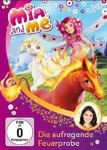 DVD Mia and Me 07  7 Die Aufregende Feuerprobe  TV-Serie 13+14 OVP & NEU