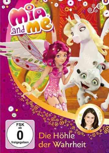 DVD Mia and Me 10 Die Höhle der Wahrheit  TV-Serie 19+20 OVP & NEU