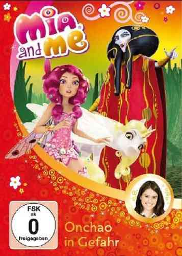 DVD Mia and Me 08  8 Onchao in Gefahr  TV-Serie 15+16 OVP & NEU