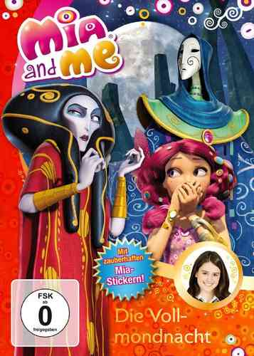 DVD mia And Me 11 Die Vollmondnacht  TV-Serie 21+22 OVP & NEU