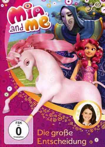 DVD Mia and Me 13 Die Große Entscheidung  TV-Serie 25+26 OVP & NEU