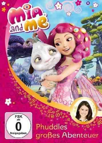 DVD Mia and Me 06  6 Phuddles Großes Abenteuer  TV-Serie 11+12 OVP & NEU