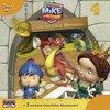 Mike der Ritter Hörspiel CD 004 4 und das ruhige Königreich 4 Geschichten  Europa NEU & OVP