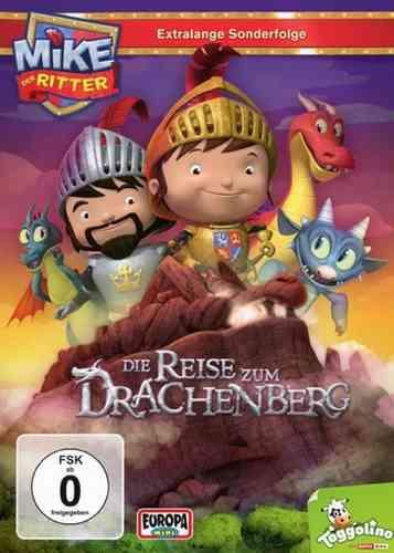 DVD Mike, der Ritter - Die Reise zum Drachenberg - Sonderfolge als Film OVP & NEU