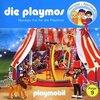 Die Playmos Hörspiel CD 009  9 Manege frei für die Playmos Playmobil Edel Kids NEU & OVP