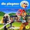 Die Playmos Hörspiel CD 006  6 Abenteuer auf dem Eichenhof  Playmobil Edel Kids NEU & OVP
