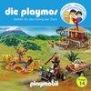 Die Playmos Hörspiel CD 014 14 Gefahr für den König der Tiere Playmobil Edel Kids NEU & OVP