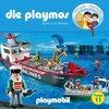 Die Playmos Hörspiel CD 011 11 Alarm im Hafen Playmobil Edel Kids NEU & OVP