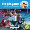 Die Playmos Hörspiel CD 013 13 Das Licht aus dem Drachenland Playmobil Edel Kids NEU & OVP
