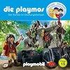 Die Playmos Hörspiel CD 015 15 Der Schatz im Dschungeltempel Playmobil Edel Kids NEU & OVP