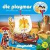 Die Playmos Hörspiel CD 018 18 Der Schatz des Archimedes Playmobil Edel Kids NEU & OVP